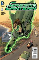 Green Lantern (2011-2018) #47 Variant A