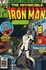 Iron Man (1968-1996) #125 Variant A: Newsstand Edition