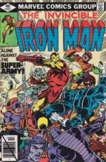 Iron Man (1968-1996) #127 Variant B: Direct Edition