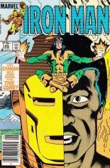 Iron Man (1968-1996) #195 Variant C: 75 Cent Cover