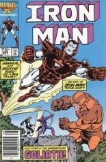 Iron Man (1968-1996) #206 Variant A: Newsstand Edition