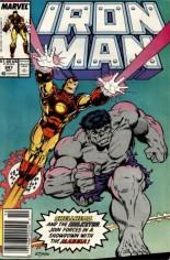 Iron Man (1968-1996) #247 Variant A: Newsstand Edition