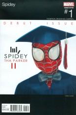 Spidey (2016-2017) #1 Variant B: Marvel Hip-Hop Variant Cover