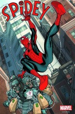 Spidey (2016-2017) #1 Variant E: DF Ultra-Limited Gold Elite Signature Series