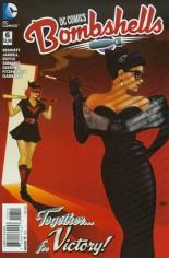 DC Comics Bombshells (2015-2017) #6