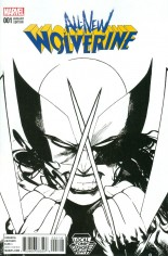 All-New Wolverine (2016-2018) #1 Variant L: Local Comic Shop Day Variant Cover