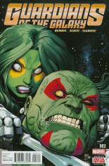 Guardians of the Galaxy (2015-2017) #3 Variant A