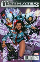 Ultimates (2016) #2 Variant C: Incentive Variant Cover