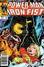 Power Man and Iron Fist (1978-1986) #117 Variant A: Newsstand Edition