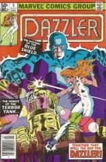 Dazzler (1981-1986) #5 Variant A: Newsstand Editinn