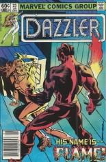 Dazzler (1981-1986) #23 Variant A: Newsstand Edition