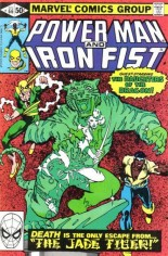 Power Man and Iron Fist (1978-1986) #66 Variant B: Direct Edition
