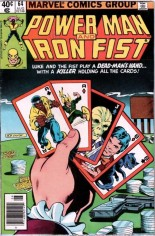 Power Man and Iron Fist (1978-1986) #64 Variant A: Newsstand Edition