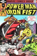 Power Man and Iron Fist (1978-1986) #62 Variant B: Direct Edition