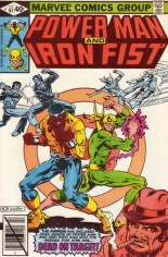 Power Man and Iron Fist (1978-1986) #61 Variant B: Direct Edition