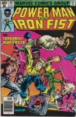 Power Man and Iron Fist (1978-1986) #60 Variant A: Newsstand Edition
