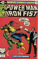 Power Man and Iron Fist (1978-1986) #68 Variant B: Direct Edition