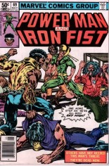 Power Man and Iron Fist (1978-1986) #69 Variant A: Newsstand Edition