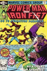 Power Man and Iron Fist (1978-1986) #70 Variant B: Direct Edition
