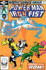 Power Man and Iron Fist (1978-1986) #73 Variant B: Direct Edition