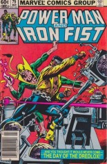 Power Man and Iron Fist (1978-1986) #79 Variant A: Newsstand Edition