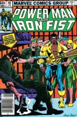 Power Man and Iron Fist (1978-1986) #89 Variant A: Newsstand Edition