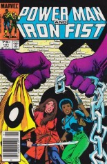 Power Man and Iron Fist (1978-1986) #101 Variant C: 75 Cent Variant