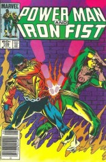 Power Man and Iron Fist (1978-1986) #108 Variant A: Newsstand Edition