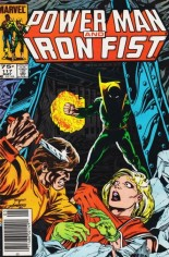 Power Man and Iron Fist (1978-1986) #117 Variant C: 75 Cent Variant