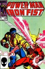 Power Man and Iron Fist (1978-1986) #120 Variant B: Direct Edition