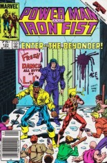 Power Man and Iron Fist (1978-1986) #121 Variant C: 75 Cent Variant