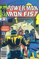 Power Man and Iron Fist (1978-1986) #122 Variant A: Newsstand Edition
