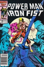 Power Man and Iron Fist (1978-1986) #124 Variant A: Newsstand Edition