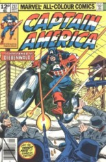 Captain America (1968-1996) #237 Variant C: UK Edition