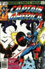 Captain America (1968-1996) #238 Variant A: Newsstand Edition