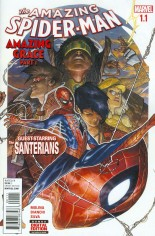 Amazing Spider-Man (2015-2017) #1.1 Variant A
