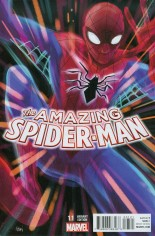Amazing Spider-Man (2015-2017) #1.1 Variant B: Incentive Variant Cover