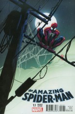 Amazing Spider-Man (2015-2017) #1.1 Variant C: Incentive Variant Cover
