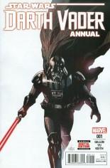 Star Wars: Darth Vader (2015-2016) #Annual 1 Variant A
