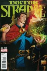 Doctor Strange (2015-2017) #1 Variant K: Incentive Color Variant Cover