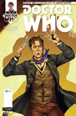 Doctor Who: 8th Doctor #2 Variant A