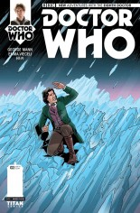 Doctor Who: 8th Doctor #2 Variant C