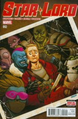 Star-Lord (2016) #2 Variant A