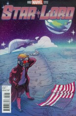Star-Lord (2016) #2 Variant B: Incentive Variant Cover