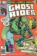 Ghost Rider (1973-1983) #57 Variant A: Newsstand Edition