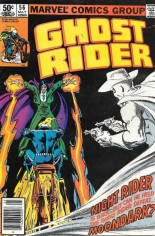 Ghost Rider (1973-1983) #56 Variant A: Newsstand Edition