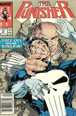 Punisher (1987-1995) #18 Variant A: Newsstand Edition