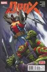 Drax (2016-Present) #2 Variant A