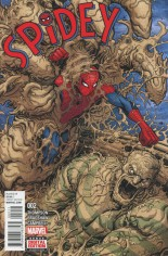 Spidey (2016-2017) #2 Variant A
