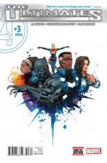 Ultimates (2016) #3 Variant A